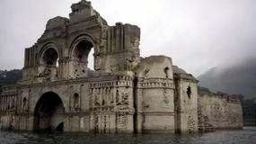 W Meksyku rzeka odsłoniła niezwykłą 450-letnią budowlę