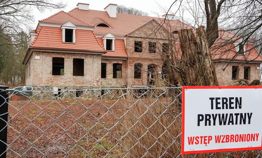 Pałacyk Obajtka. Na remont przekazano już 1,5 mln zł. dotacji z publicznych pieniędzy.