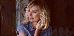 Agnieszka Szulim w reklamie jeansów