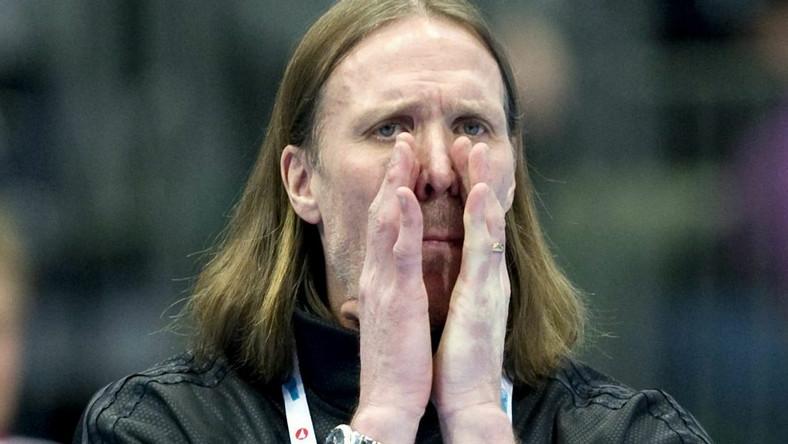 Staffan Olsson nie mógł zebrać myśli po meczu Argentyną