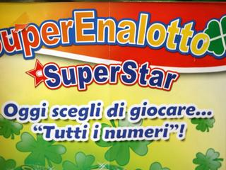 Italian Superenalotto Jackpot Rises To EUR88.2M
