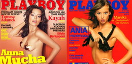 """Kora, Kayah, Figura, Przybylska, Górniak rozebrały się dla """"Playboya"""". Pamiętacie?"""