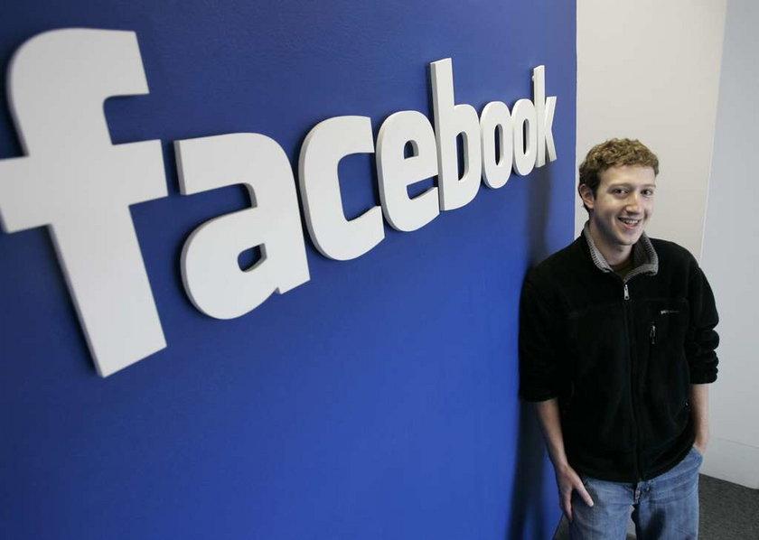 Mark Zuckerberg nie wypłacił pieniędzy