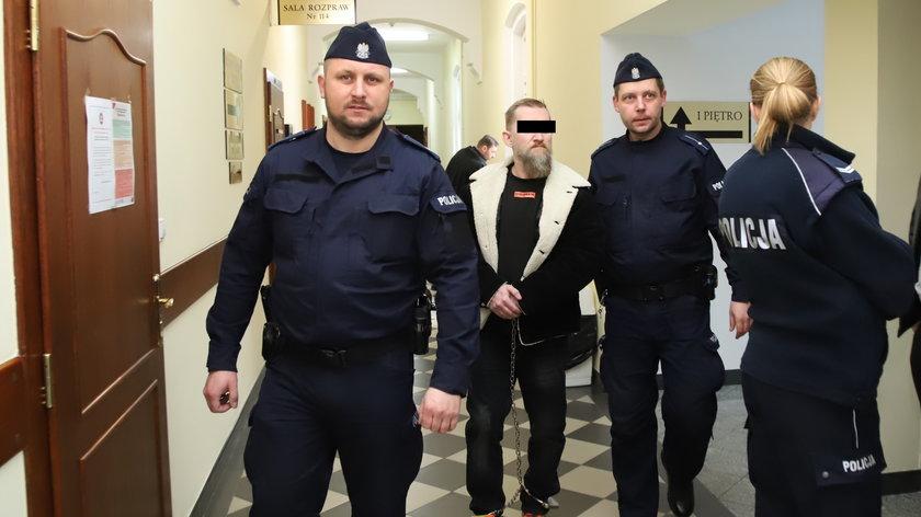 Oprawca żony chciał złagodzenia kary