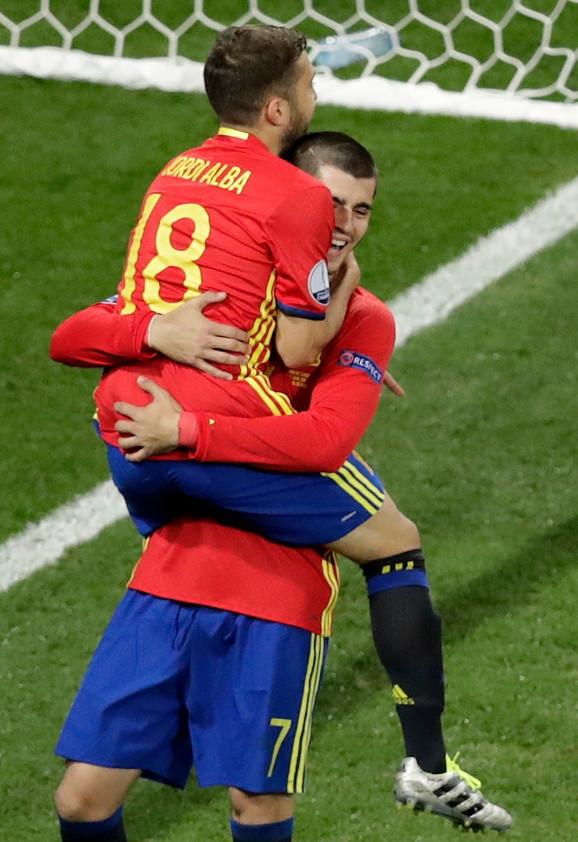 Reprezentacija Španije ne zna za neuspeh u Ligi nacija