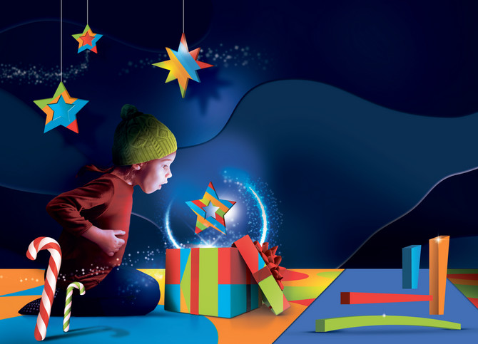 Magija inspirisana svetlošću zvezda