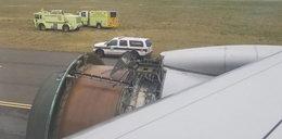 Groza na pokładzie samolotu pasażerskiego. Przerażający film