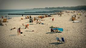 Które nadmorskie miejscowości przyciągnęły w wakacje najwięcej turystów?