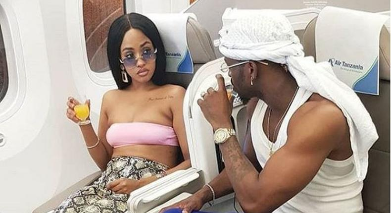 Tanasha Donna makes unexpected announcement on relationship with Diamond (Instagram)
