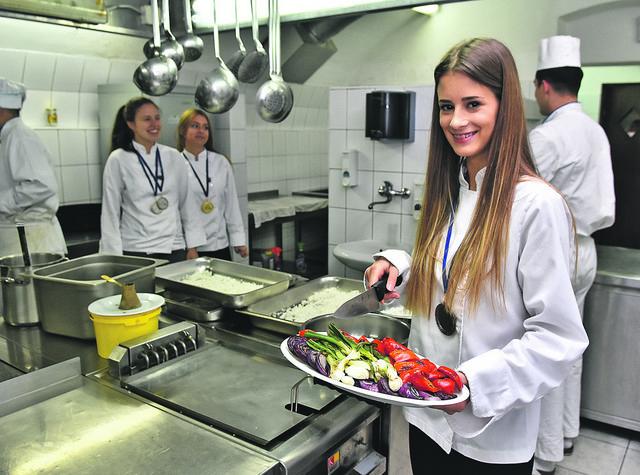 Kuvari su traženi profil radnika u ugostiteljstvu