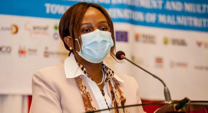 Dr Mercy Mwangangi