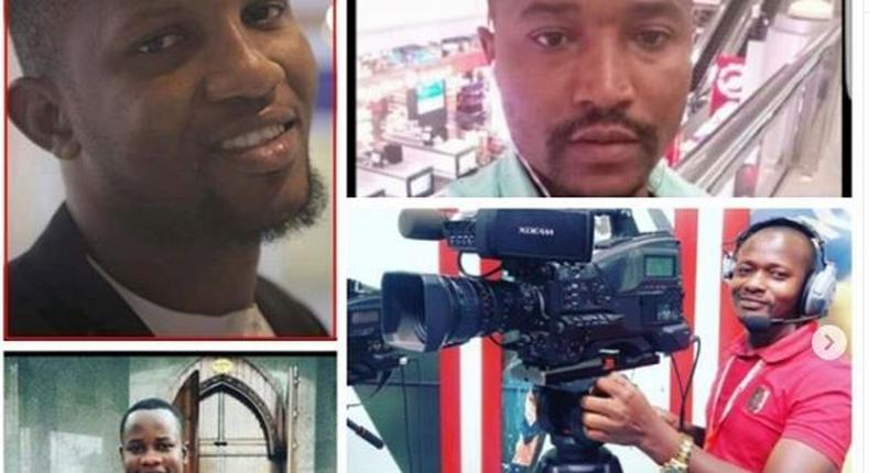 Five Journalists attached to Azam TV killed in Grisly Road Accident (Photos)