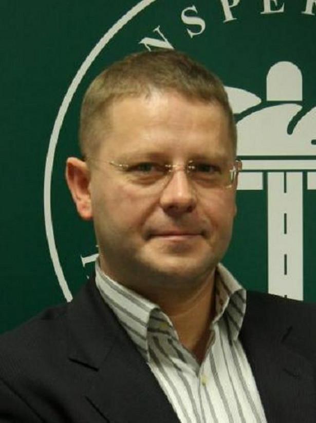 Tomasz Połć, Głowny Inspektor Transportu Drogowego