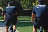 Komunalna policija na biciklu