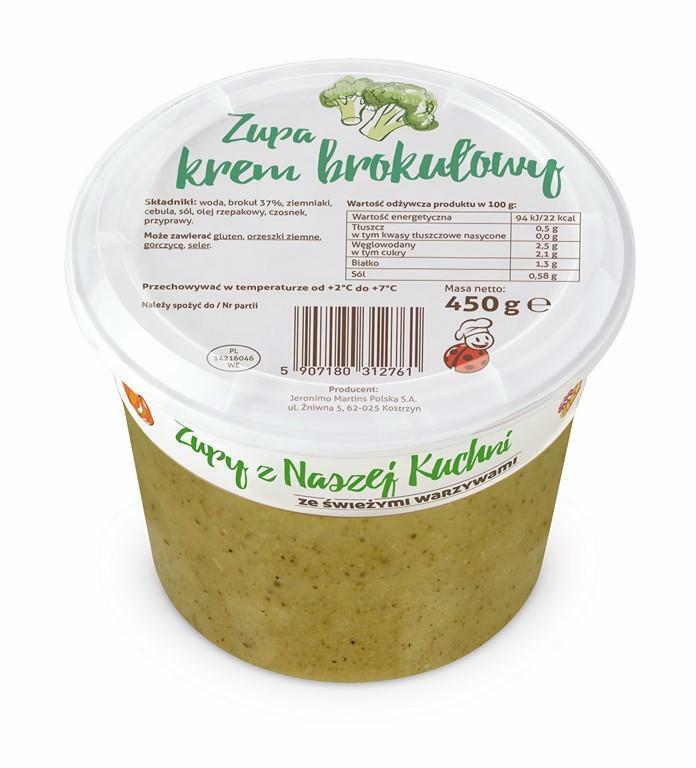 Zupy Ze świeżymi Warzywami W Biedronce Zupy Z Naszej Kuchni