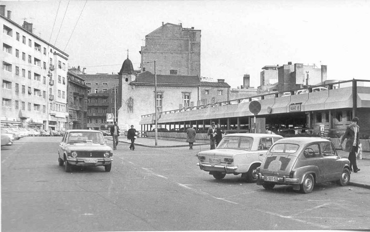 Garaza Obilicev venac 1975 godine