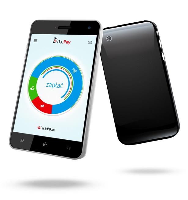 PeoPay to kompleksowe rozwiązanie obejmujące aplikację płatniczą dla klientów indywidualnych pozwalającą płacić wygodnie przy użyciu smartfona w sklepach i w internecie