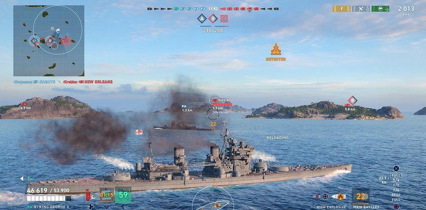 World of Warships: Legends ma już milion graczy na konsolach!