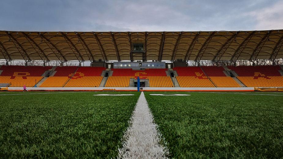 Stary stadion WKS-u wciąż będzie pełnił rolę centrum treningowego