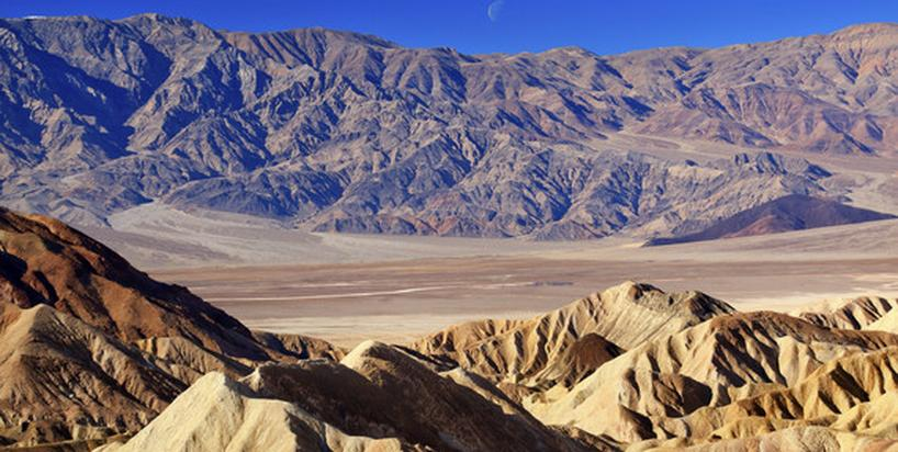 54,4 st. Celsjusza w Dolinie Śmierci w USA. Czy to historyczny rekord?