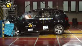 Euro NCAP rozbiło sześć aut - tylko jeden ma pięć gwiazdek