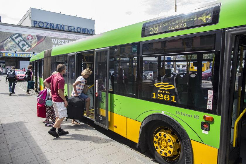 Autobusy nie są przystosowane