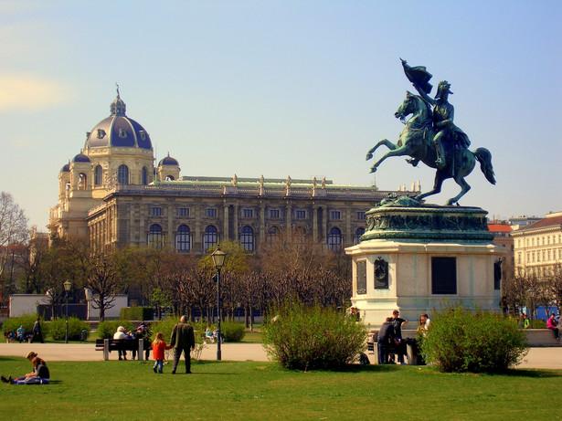 Wiedeń (Austria), autor: Doko Ing. Mgr. Jozef Kotulič, licencja: GNU Free Documentation License