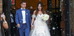 Reprezentant Polski wziął ślub. Mamy wideo!