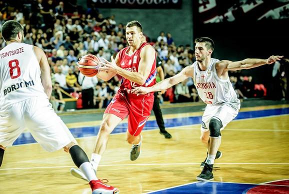 Dragan Milosavljević je bio raspoložen protiv Gruzijaca