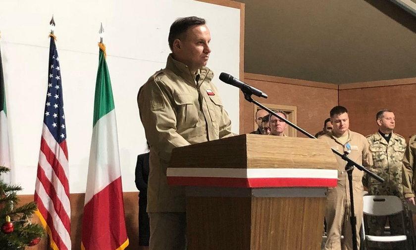 Żołnierze z Kuwejtu czekają na powrót do domu