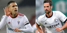 Spotkanie starych znajomych w meczu Legia-Górnik