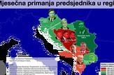 plate predsednici zemalja regije
