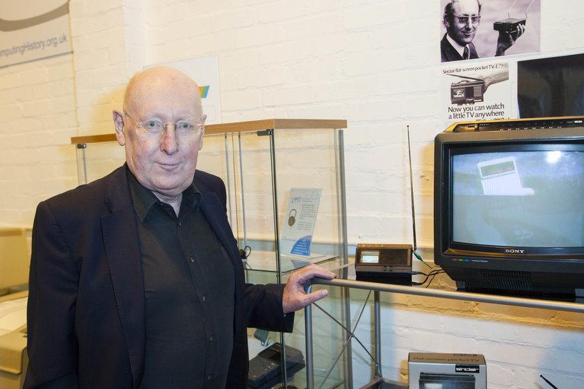 Clive Sinclair nie żyje