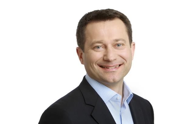 Mirosław Godlewski, prezes zarządu Netii SA