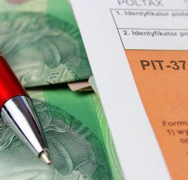 Nowe formularze PIT