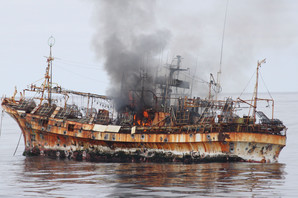"""""""Brodovi duhovi"""" i dalje donose ljudske kosti do obale Japana"""