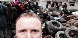 Kurski o swoich zdjęciach z Majdanu