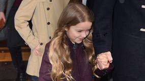 Córka Beckhamów z bardzo drogą torebką