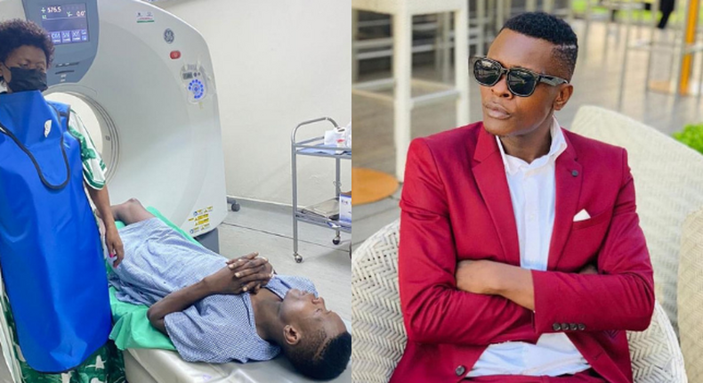 Jose Chameleone out of danger, days after being Hospitalized