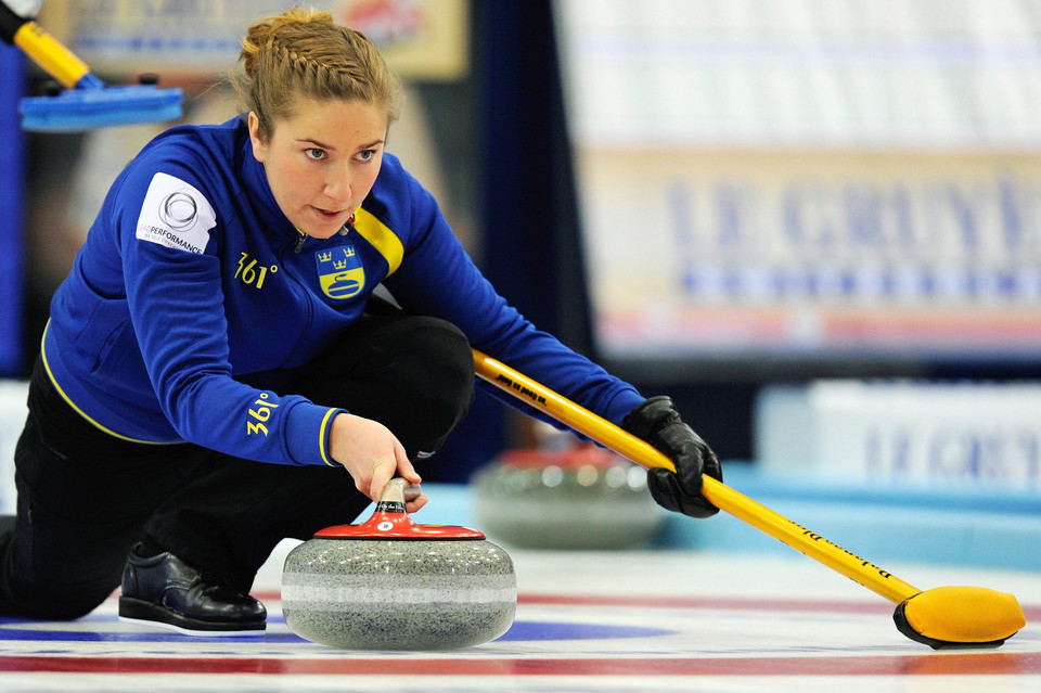 SWITZERLAND CURLING EUROPEAN CHAMPIONSHIPS