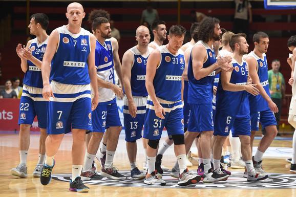 Košarkaši Novog Pazara