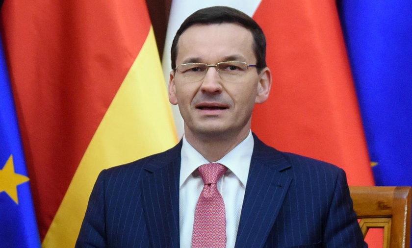 Morawiecki o kompromisie w Unią Europejską