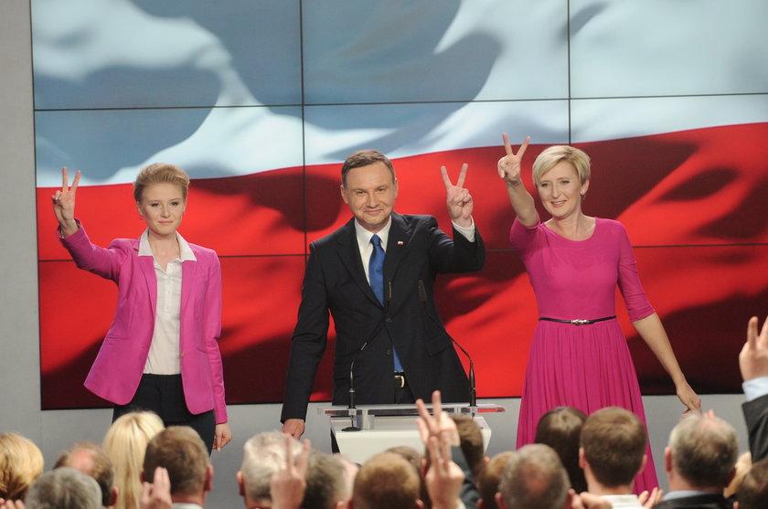 Czy Kinga Duda przeprowadzi się do Warszawy?