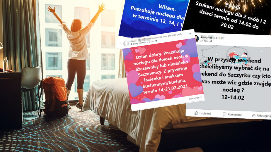 Polacy stęsknieni za wyjazdami? Na forach rezerwacyjnych wzrosło zainteresowanie