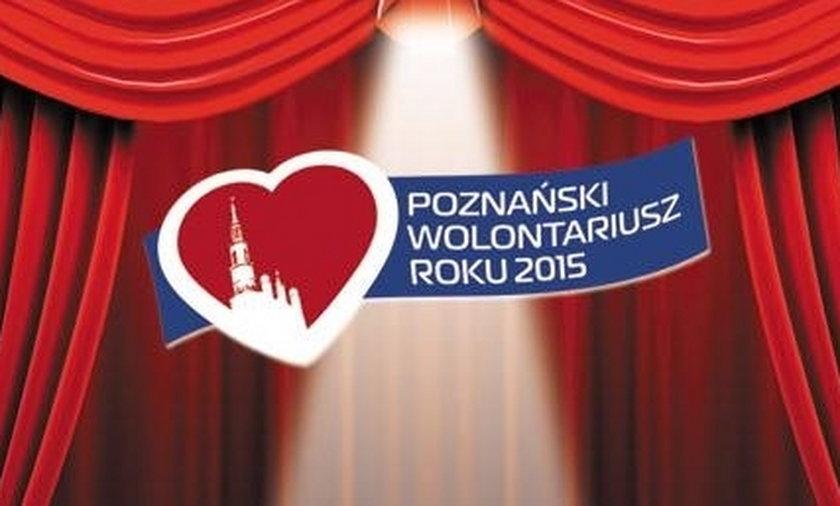 Poznański Wolontariusz 2015 roku