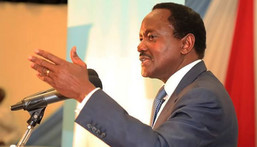 Wiper leader Kalonzo Musyoka