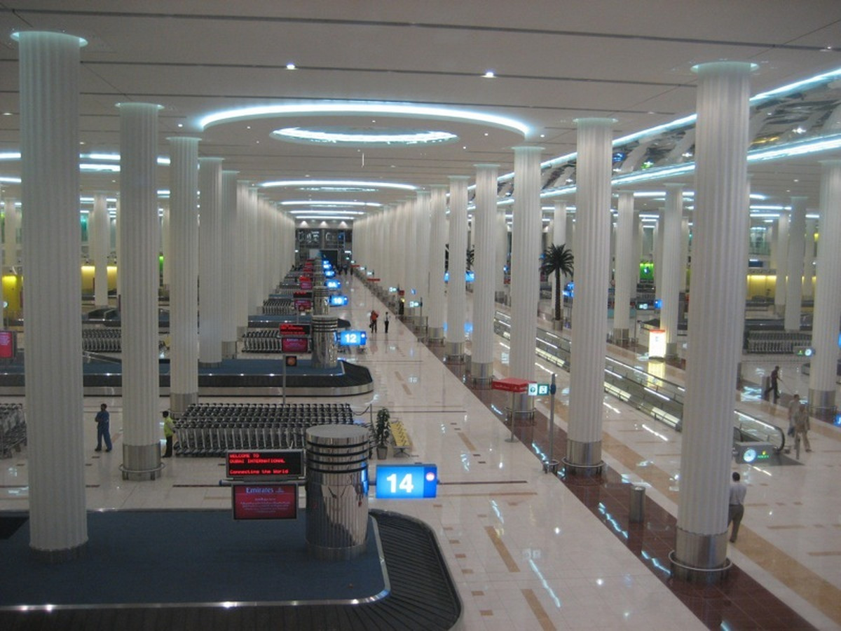 PALME, BAZENI, DJAKUZI, KLIZALISTE Najbolji aerodromi na svetu sadrze prave atrakcije (FOTO)