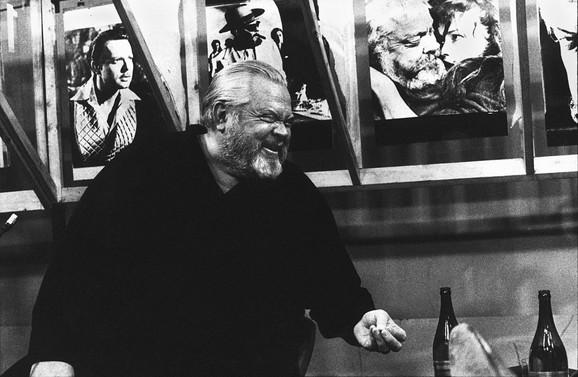 Orson Vels u Jugoslovenskoj kinoteci