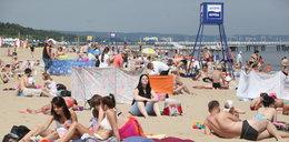 Moc atrakcji na plaży