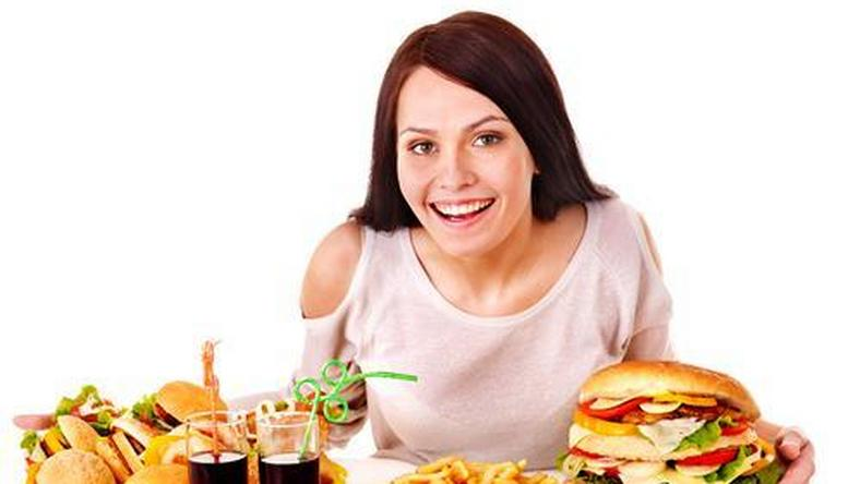 Fast food without weight gain